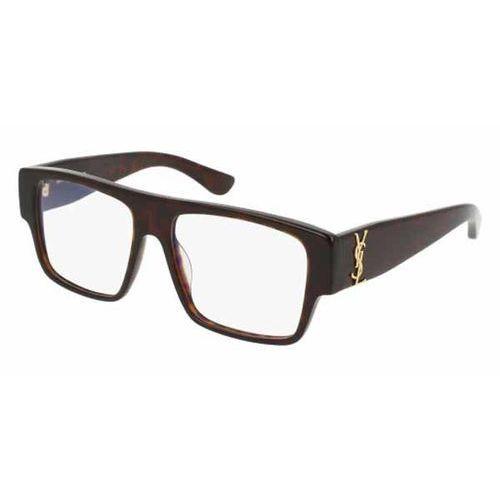 Okulary korekcyjne sl m6 002 Saint laurent