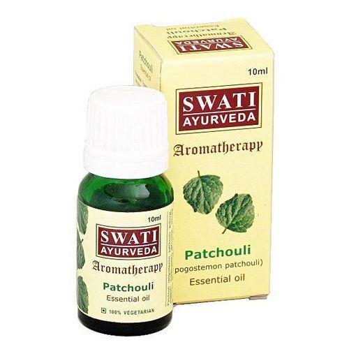 Olejek eteryczny patchoula 10 ml Swati