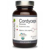 Cordyceps Sinensis Organiczny 525mg 60 kaps.