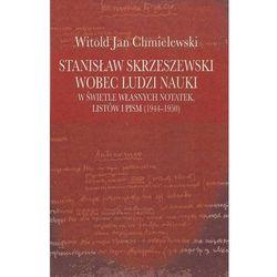 Pamiętniki, dzienniki i listy  Chmielewski Witold Jan