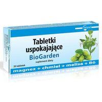 Tabletki Tabletki Uspokajające Biogarden x 20 tabletek