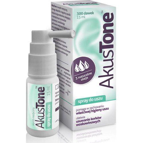 Akustone Spray do uszu 15ml