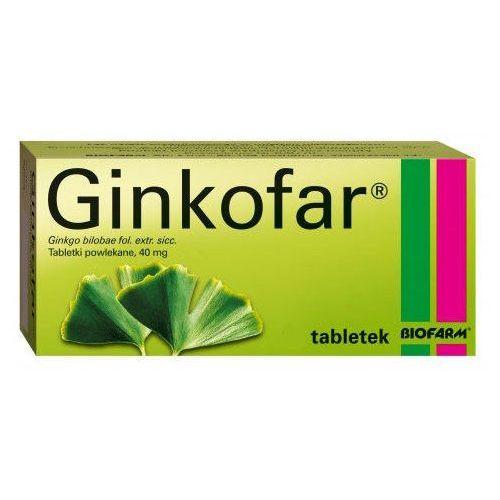 Ginkofar x 90 tabletek Biofarm