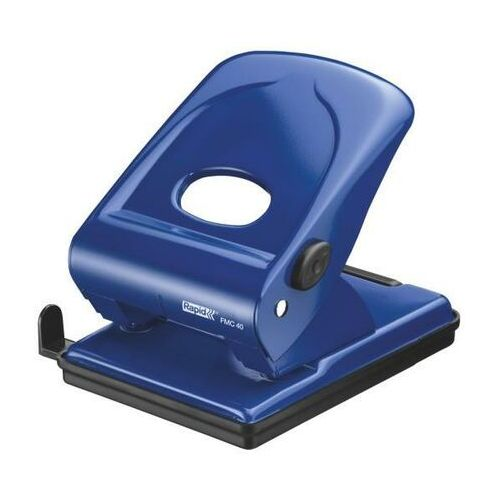 Rapid Dziurkacz fmc40 niebieski (5000286) (4051661010750)