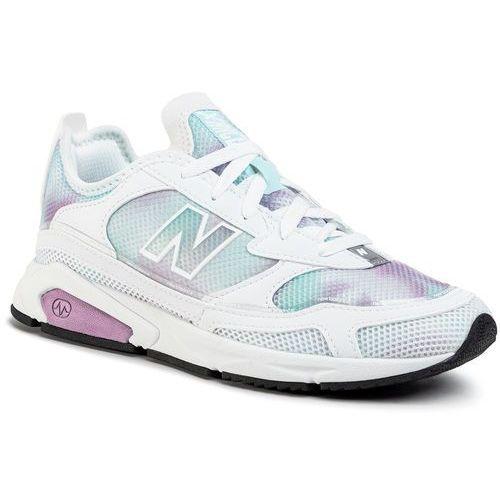 Sneakersy - x-racer wsxrcru biały kolorowy marki New balance