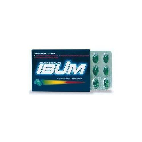 IBUM 0,2 x 60 kapsułek