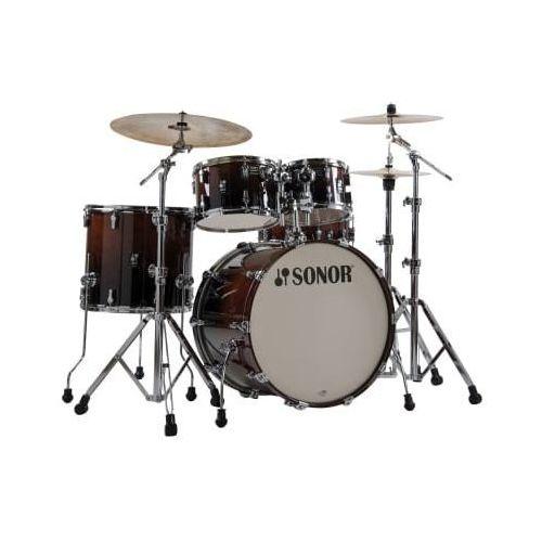 Sonor aq2 studio set, wm titanium quartz zestaw perkusyjny (shell set)