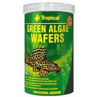 green algae wafers puszka 100 ml/45g- rób zakupy i zbieraj punkty payback - darmowa wysyłka od 99 zł marki Tropical