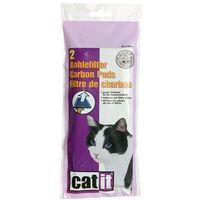 filtr węglowy zapas do kuwet 2 sztuki marki Catit