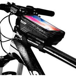 Wildman Sakwa do roweru hardpouch bike mount m czarna