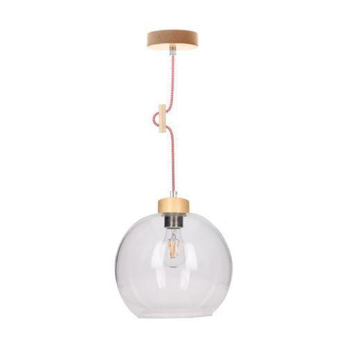 Lampa wisząca victoria 1423904 okrągła oprawa abażurowy zwis czarny złoty (Spotlight)
