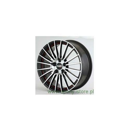 Felga aluminiowa adv 50e 6,5jx15h2 racing 5x114,3(40) marki Advanti