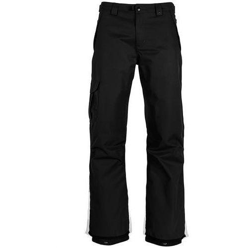 Spodnie - supreme cargo shell pnt black (blk) marki 686