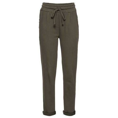 371fb8ff4b1c57 Spodnie damskie (zielony) - ceny / opinie - sklep SkladBlawatny.pl
