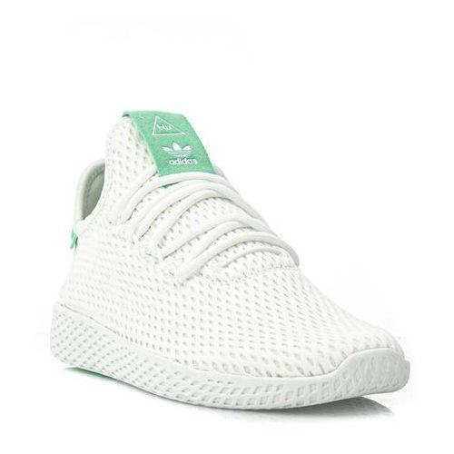 adidas Originals Pharrell Williams Tennis Hu (BY8717), kolor biały