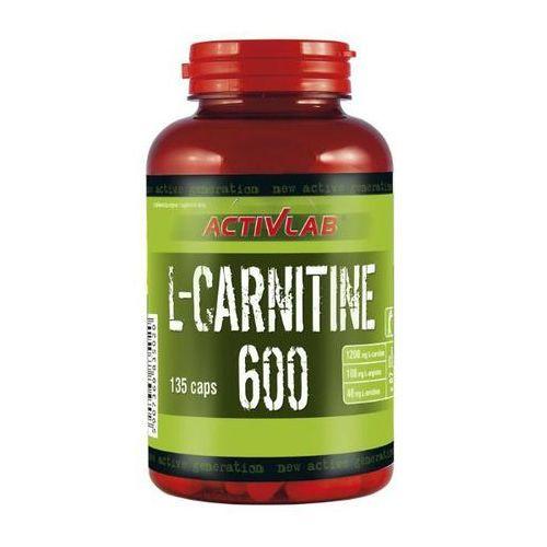 Activlab l-carnitine 600 135caps