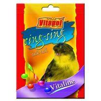 vitaline sing sing witaminy dla kanarka na śpiew 20g marki Vitapol