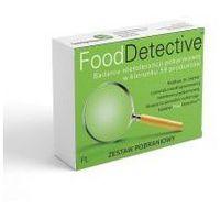 FOOD DETECTIVE BADANIE NIETOLERANCJI POKARMOWEJ, ZESTAW POBRANIOWY