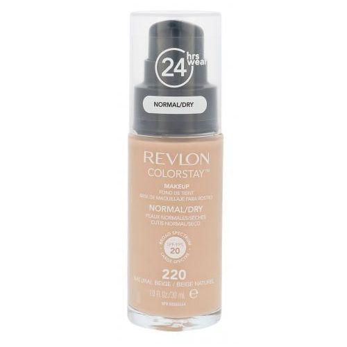 Revlon Colorstay Normal Dry Skin SPF20 podkład 30 ml dla kobiet 220 Natural Beige - Niesamowita obniżka