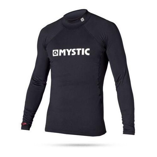 Lycra Mystic 2016 Star Rashvest Junior L/S Black