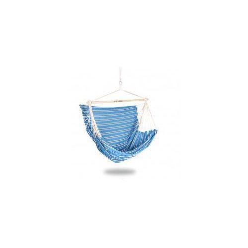 Hamak-siedzisko 2-osobowy 140/200cm niebieski marki Spokey