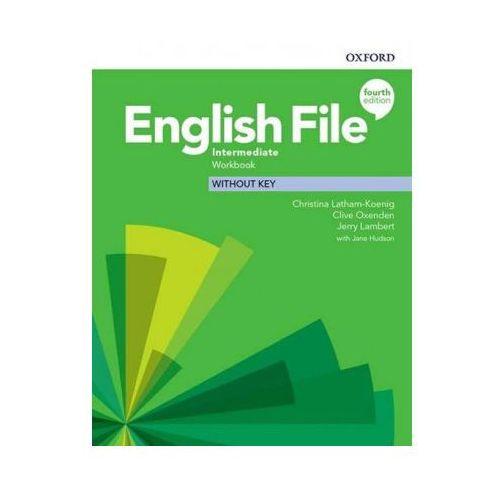 English File 4E Intermediate WB without key OXFORD, Oxford University Press