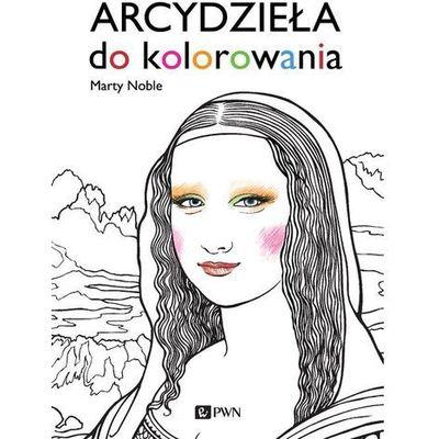 Kolorowanki Wydawnictwo Naukowe PWN