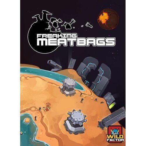 Freaking meatbags - k00874- zamów do 16:00, wysyłka kurierem tego samego dnia! marki 1c company