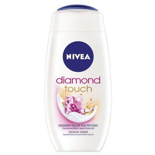 Nivea cream shower kremowy żel pod prysznic diamond touch 250ml - nivea - Najlepsza oferta
