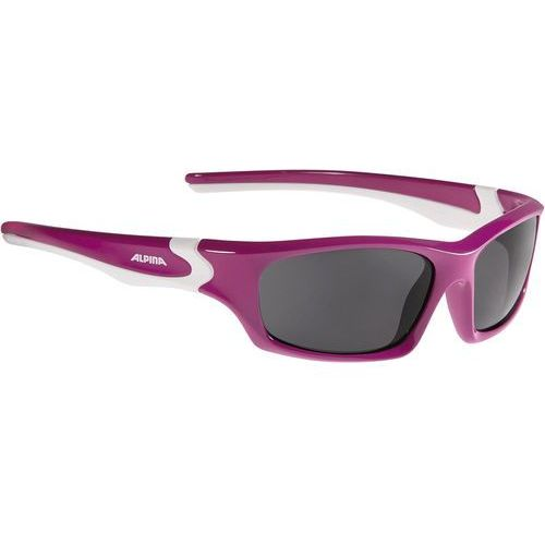 Alpina flexxy teen okulary dzieci, berry-white 2019 okulary przeciwsłoneczne dla dzieci