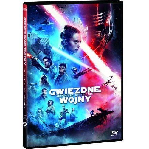 Gwiezdne wojny: skywalker odrodzenie (dvd) marki J.j. abrams