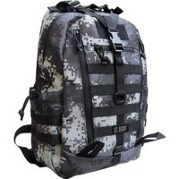 Plecak 1-komorowy BP39 Military Black Digital Camo