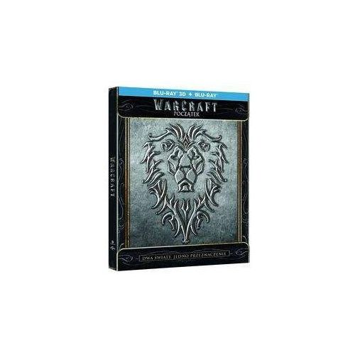 Filmostrada Warcraft: początek 3d (steelbook) (2bd)