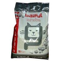 Celpap Bazyl white - żwirek dla kota bentonitowy zbrylający 5l