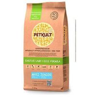 Petkult dog maxi junior lamb/rice - 2x12kg