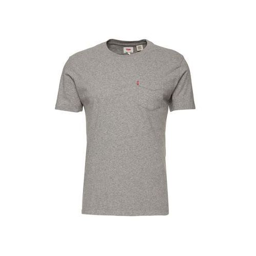 LEVI'S Koszulka nakrapiany szary, bawełna