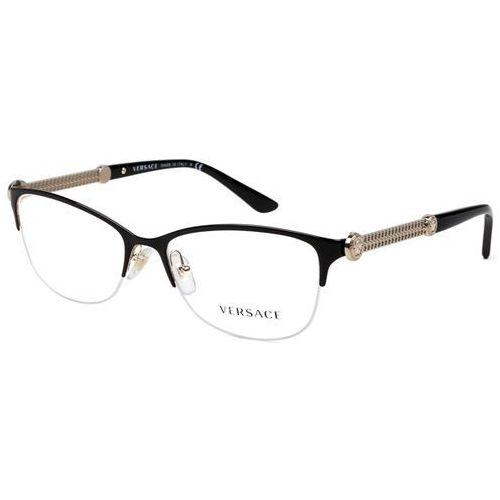 Versace Okulary korekcyjne ve1228 1291