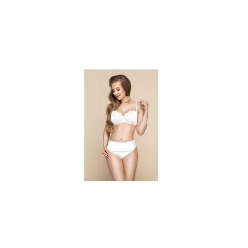 308eb54bbf31a4 Zobacz w sklepie Biustonosz push up biustonosz usztywniany model lucy b4  cream/pink - Gorteks