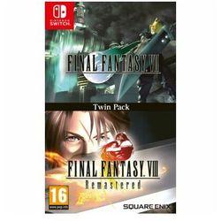 Cenega Gra nintendo switch final fantasy vii + final fantasy viii: remastered - twin pack