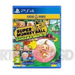 Super Monkey Ball Banana Mania (PS4)