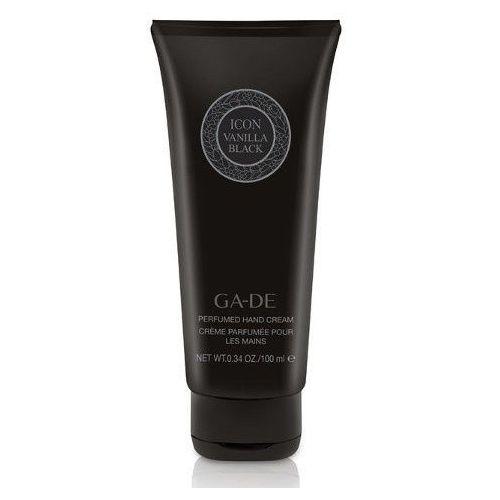 Ga-de luksusowy krem do rąk o zapachu wanilii czarna ikona (perfumowany krem do rąk) 100 ml