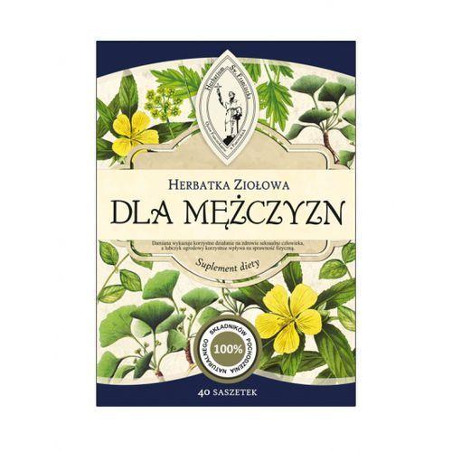 Herbatka ziołowa DLA MĘŻCZYZN Suplement diety DARMOWA DOSTAWA OD 65 ZŁ