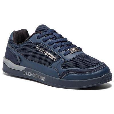 86b7f60de399b Sneakersy PLEIN SPORT - Lo-Top Sneakers A18S MSC1718 STE003N Navy 24 eobuwie .pl