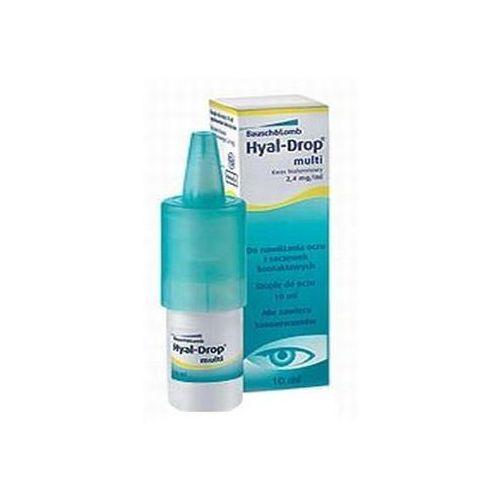 Hyal-Drop Multi Krople do nawilżania oczu i soczewek 10ml (4049649000039)