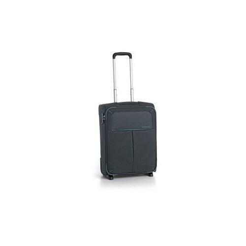 RONCATO walizka mała/ kabinowa z kolekcji CRUISER 2 koła materiał Poliester zamek szyfrowy TSA, 414003