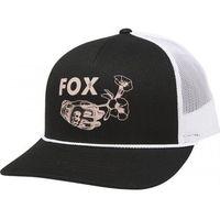 Fox czapka z daszkiem lady live fast black