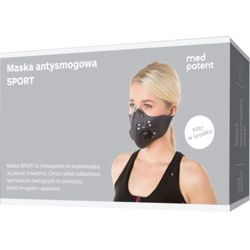 Maski antysmogowe  3M dlapacjenta.pl