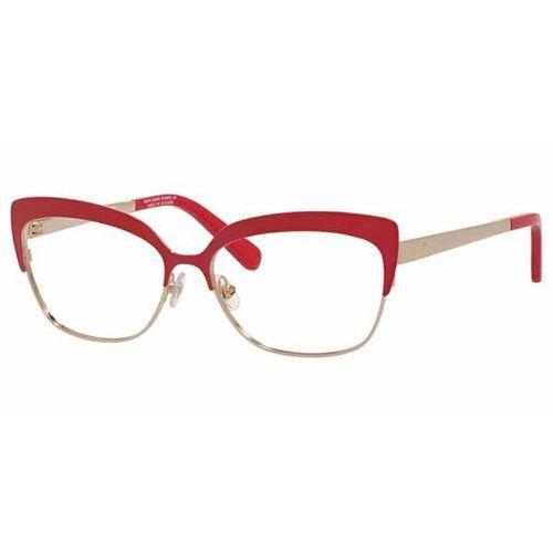 Kate spade Okulary korekcyjne nea 0cu6 00