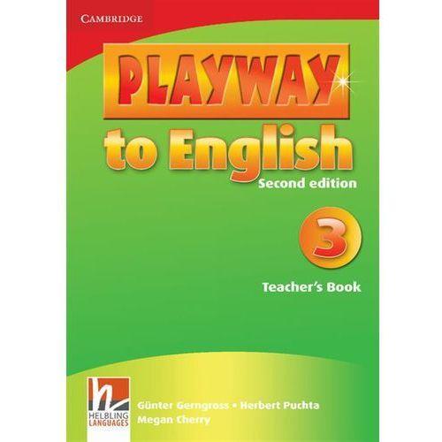 Playway to English 3. 2nd Edition Książka Nauczyciela, oprawa miękka
