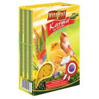 karma wybarwiająca żółta dla kanarka o smaku jajecznym 350g marki Vitapol